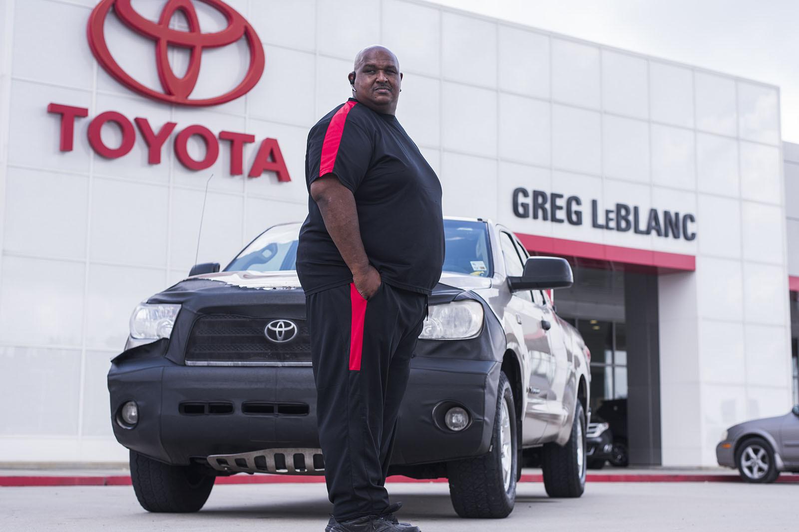 皮卡车开160万公里「仅保养0维修」 Toyota用新车求他交换送回厂研究