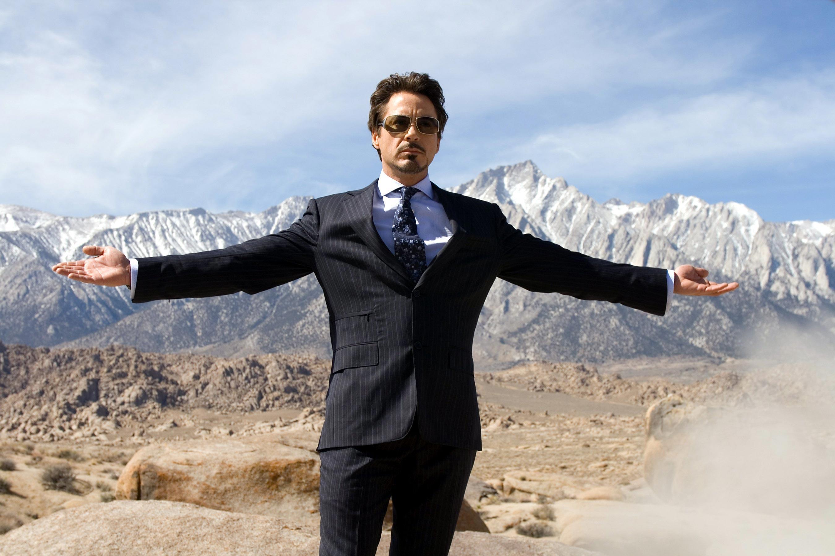 Robert Downey Jr《iron man》當年試鏡影片曝光,影迷淚灑:註定是Tony Stark