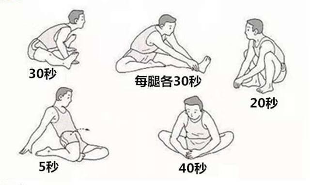 每天蹲下拉筋5分鐘,身體堵塞全疏通,而且還會瘦哦!