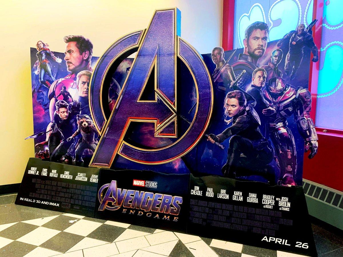 外媒爆料Avengers 4: Endgame片長!粉絲大喜