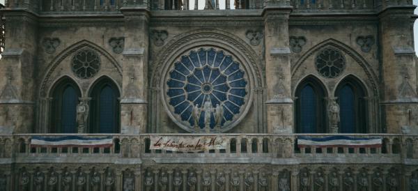 大火燒毀巴黎聖母院!「重建救星是遊戲」 網熱議:《刺客教條》的神還原可幫大忙
